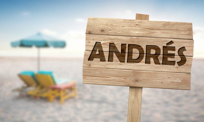 BeachSignal01 Andrés