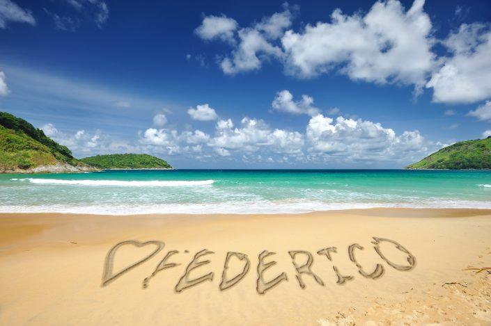 BeachTrace01 Federico