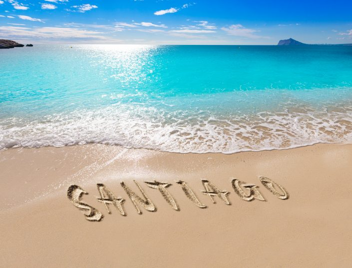 BeachTrace03 Santiago