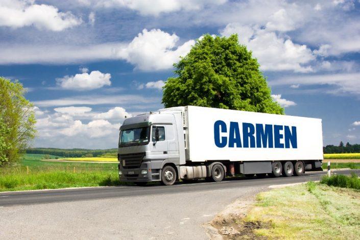 TruckRoute01 Carmen