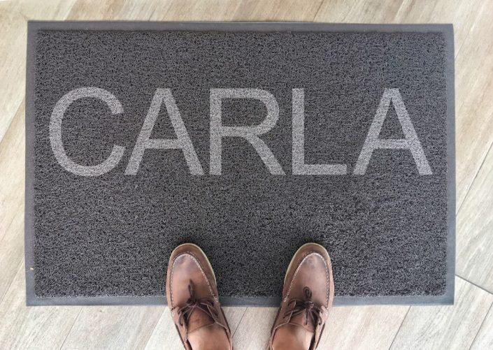 WelcomeCarpetOk Carla