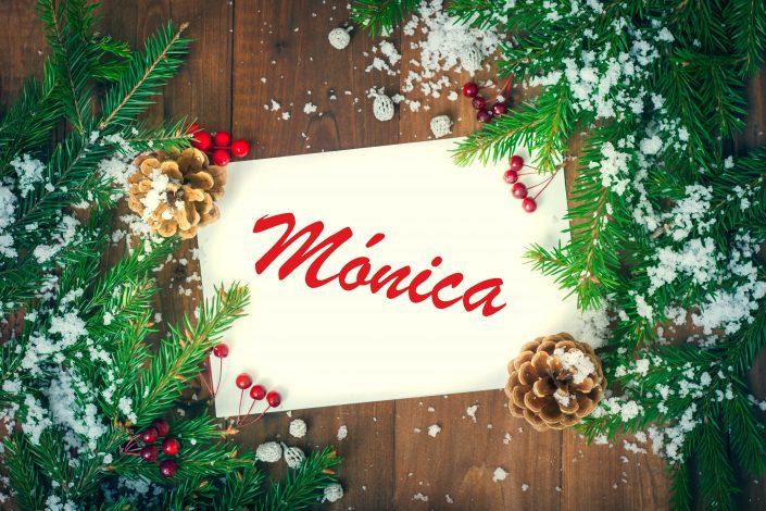 ChristmasLetter01 Mónica