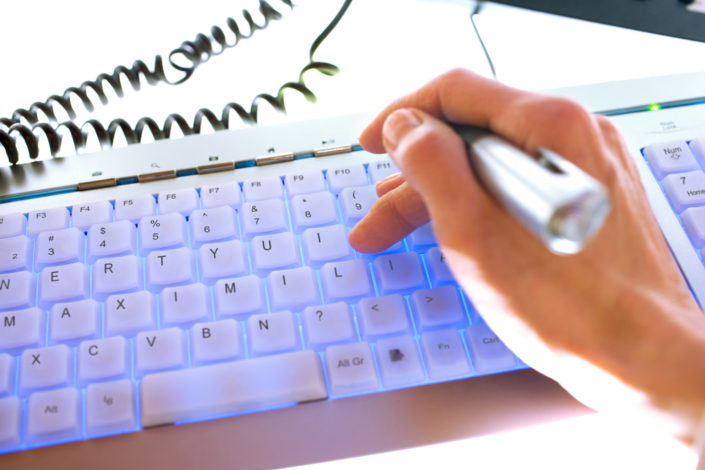 10586 KeyboardBlue
