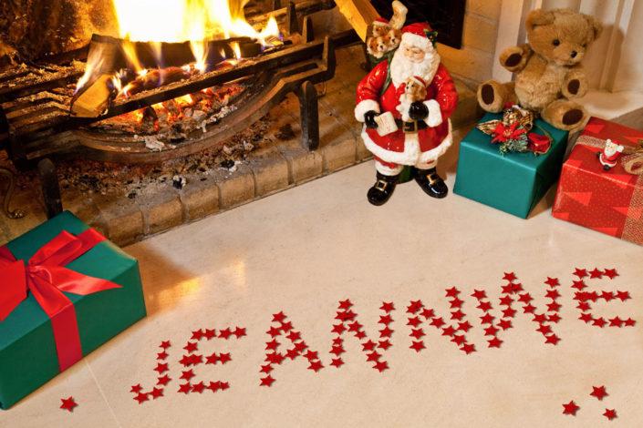11097 ChristmasStarsChimney