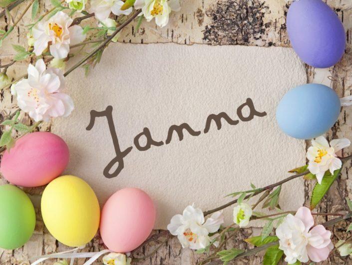 N026 Easter